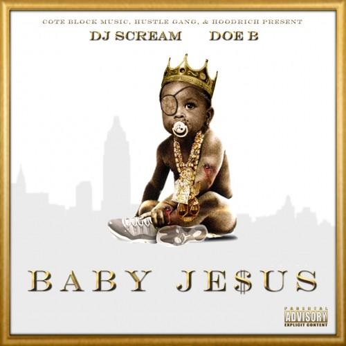 Doe B - Baby Jesus Cover Art