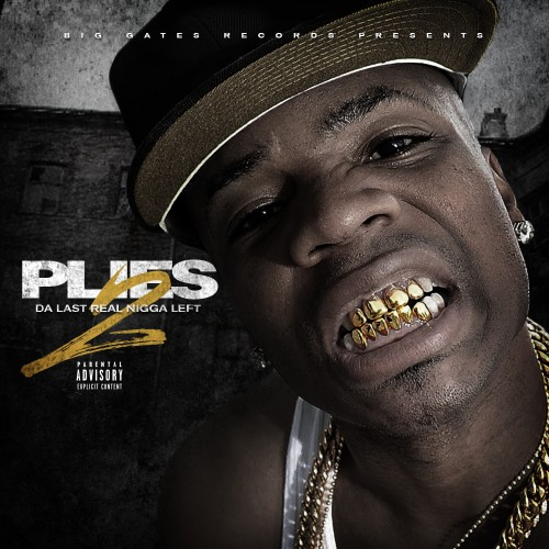 Plies - Da Last Real Nigga Left 2 Cover Art