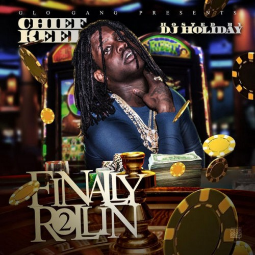 Chief Keef - Finally Rollin 2 Cover Art