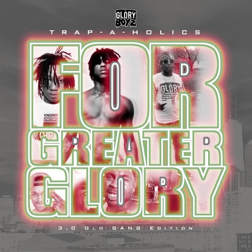 GBE - GBE: For Greater Glory 3 Cover Art