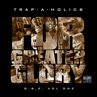 GBE - GBE: For Greater Glory Vol. 1 Cover Art