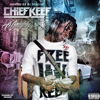 Chief Keef - Almighty So Cover Art