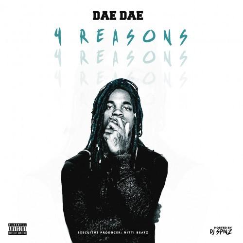 Dae Dae - 4 Reasons Cover Art