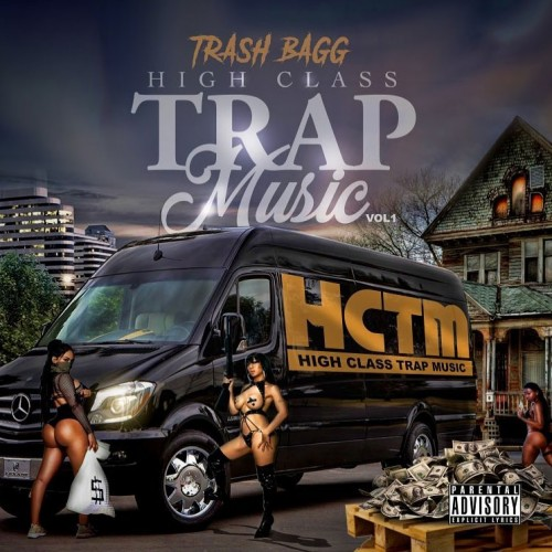 Trashbagg - High Class Trap Music Cover Art
