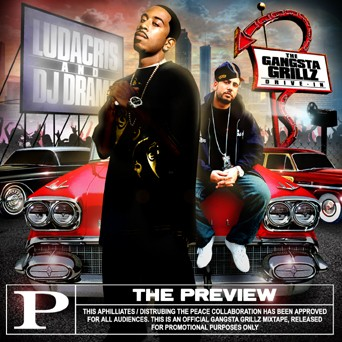 Ludacris - The Preview Cover Art