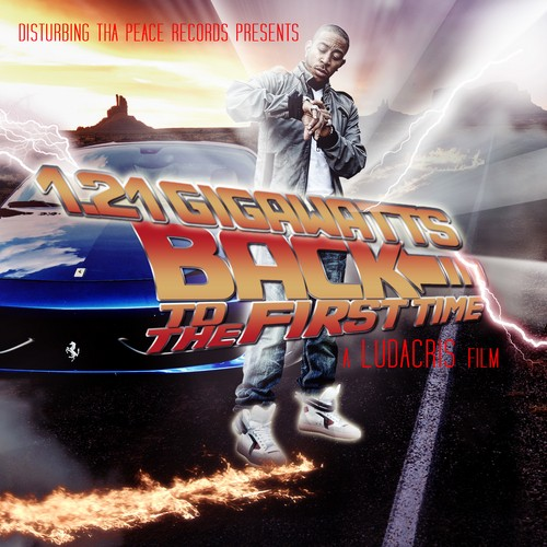 Ludacris - 1.21 Gigawatts (Back To The First Time) Cover Art