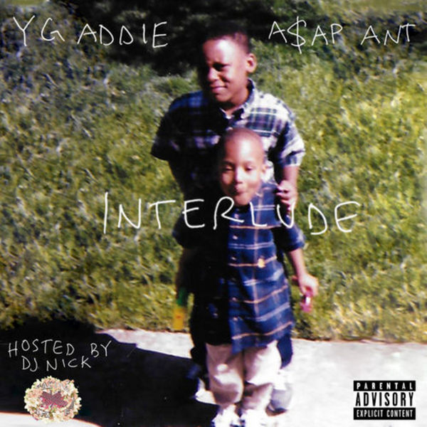 A$AP Ant - The Interlude Cover Art