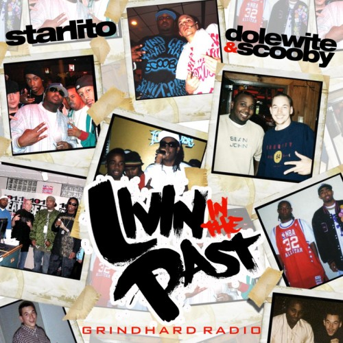 Starlito - Livin In The Past Cover Art