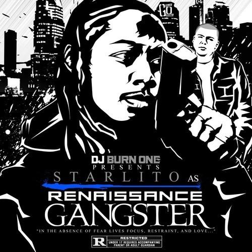 Starlito - Renaissance Gangster Cover Art