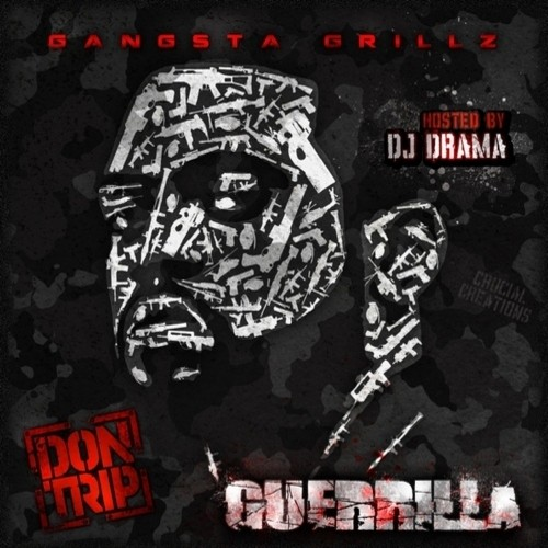 Don Trip - Guerrilla Cover Art