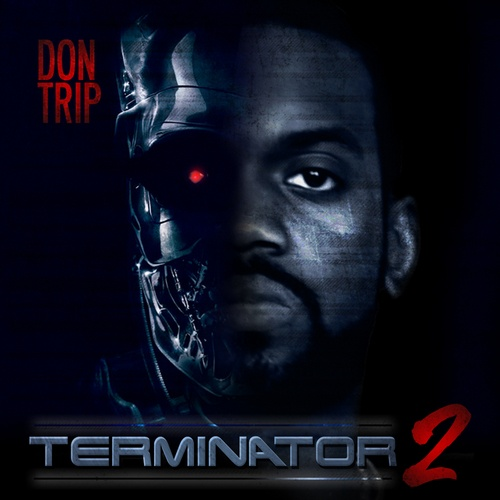 Don Trip - Terminator 2 Cover Art
