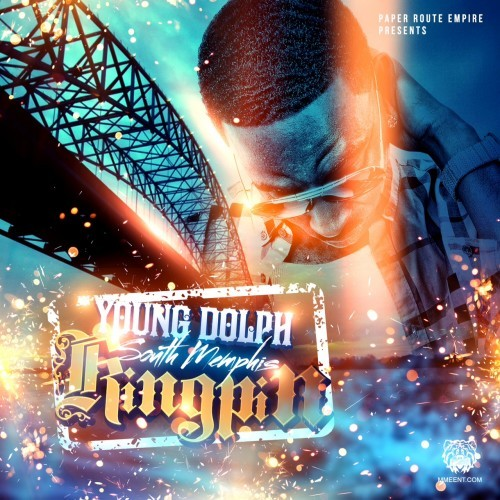 Young Dolph - South Memphis Kingpin Cover Art