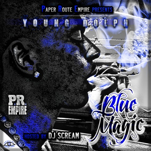 Young Dolph - Blue Magic Cover Art