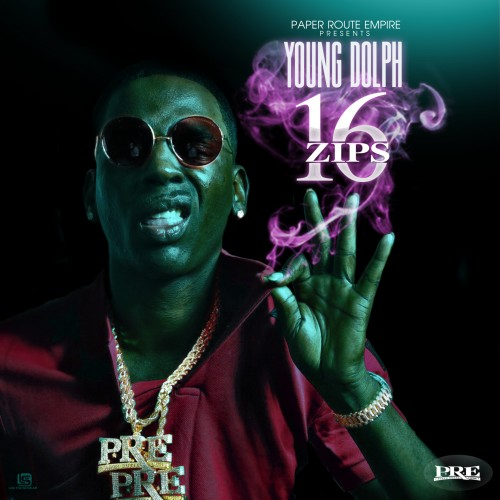 Young Dolph - 16 Zips Cover Art