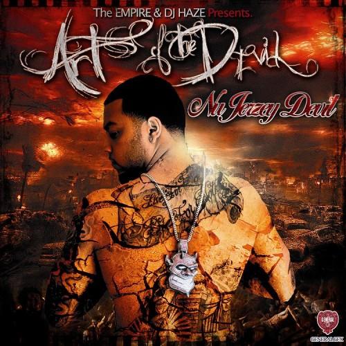 Nu Jerzey Devil - Art Of The Devil Cover Art