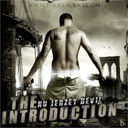 Nu Jerzey Devil - The Introduction Cover Art