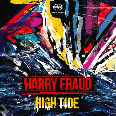 Harry Fraud - High Tide EP Cover Art