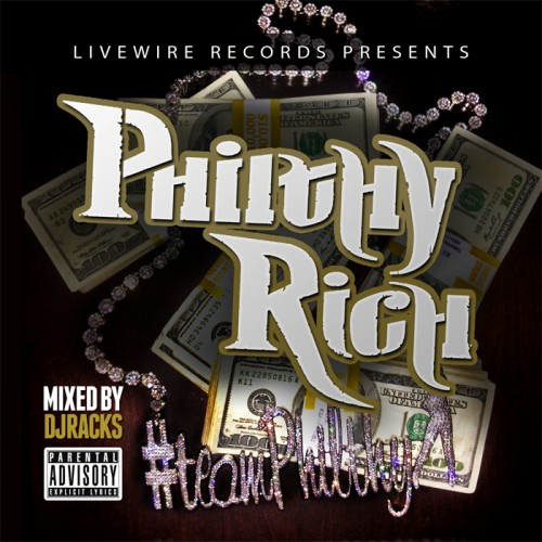 Philthy Rich - #TeamPhilthy Cover Art