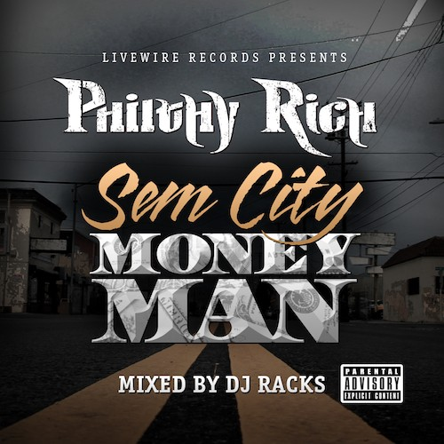 Philthy Rich - Sem City Money Man Cover Art