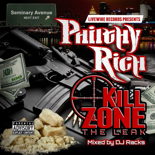 Philthy Rich - Kill Zone The Leak Cover Art