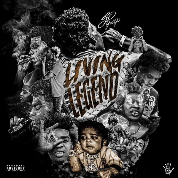 Go Yayo - Living Legend Cover Art
