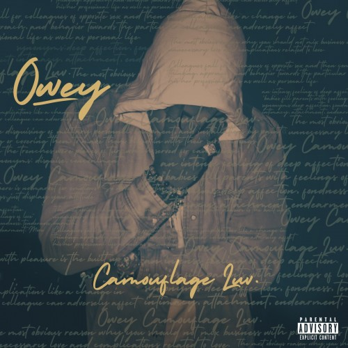 Owey - Camouflage Luv Cover Art