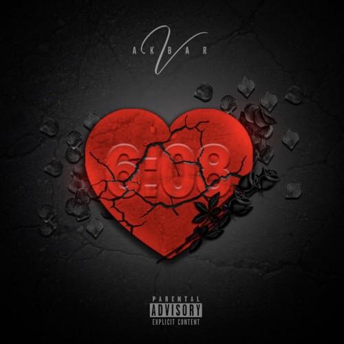 Akbar V - 6:08 EP Cover Art