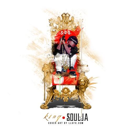 Soulja Boy - King Soulja Cover Art