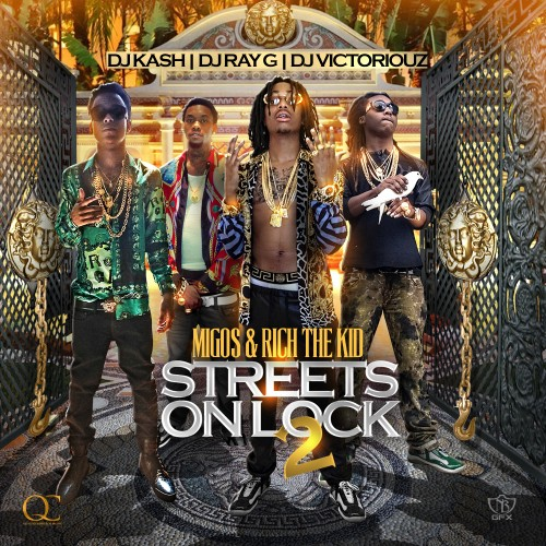 Migos - Streets On Lock 2 Cover Art
