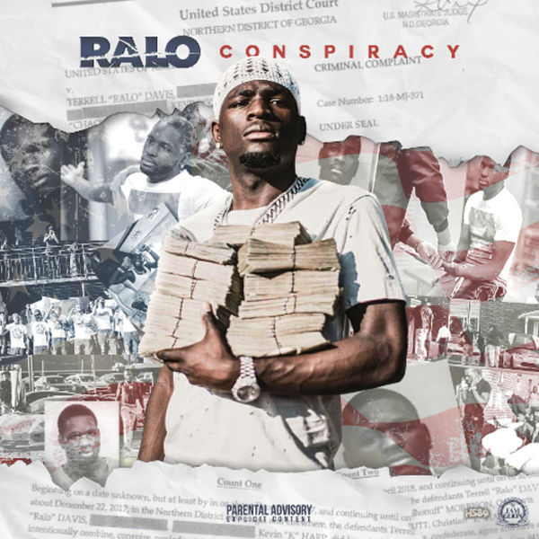 Ralo - Conspiracy Cover Art