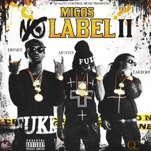 Migos - No Label 2 Cover Art