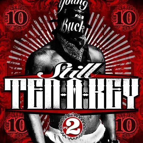 Young Buck - Still Ten A Key 2 Cover Art