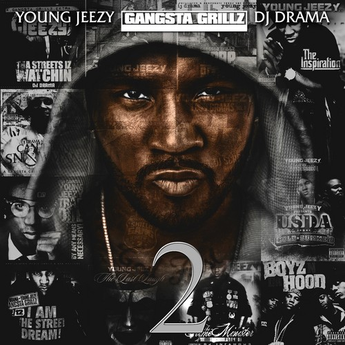 Young Jeezy - The Real Is Back 2 Cover Art