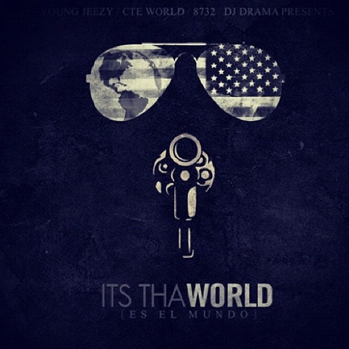 Young Jeezy - Its Tha World Cover Art