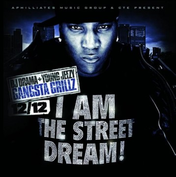 Young Jeezy - I Am The Street Dream Cover Art