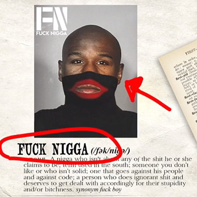 T.I. - Fuck Ni**a (Floyd Mayweather Diss) Cover Art