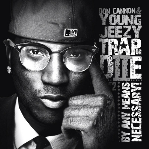 Young Jeezy - Trap Or Die 2 Cover Art