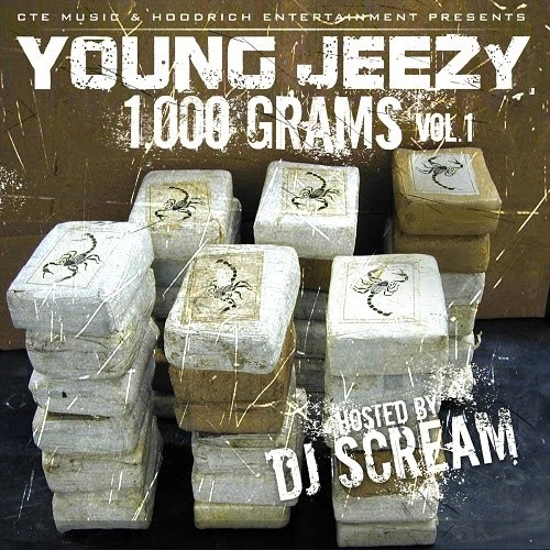 Young Jeezy - 1,000 Grams Cover Art