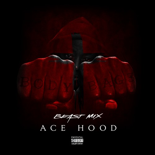 Ace Hood - Body Bag 3 (Beast Mix) Cover Art