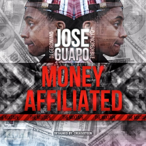 Jose Guapo - Money Affiliated Cover Art
