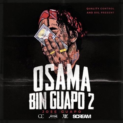 Jose Guapo - Osama Bin Guapo 2 Cover Art