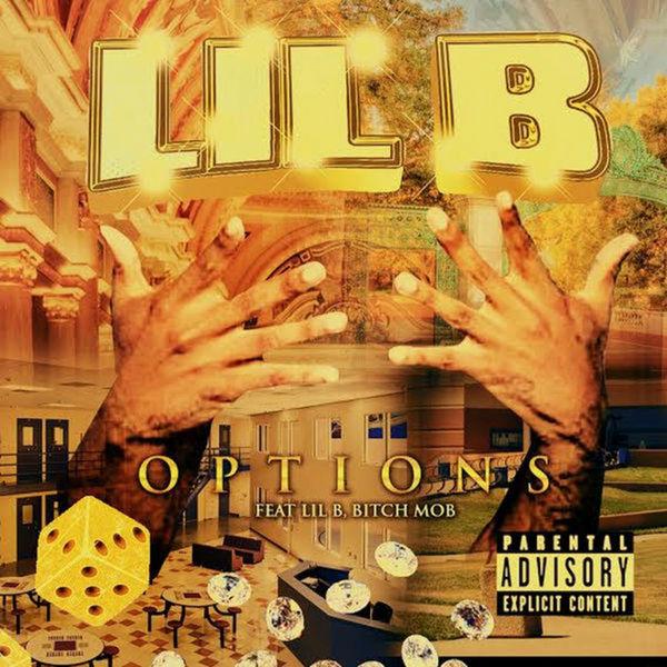 Lil B - Options Cover Art