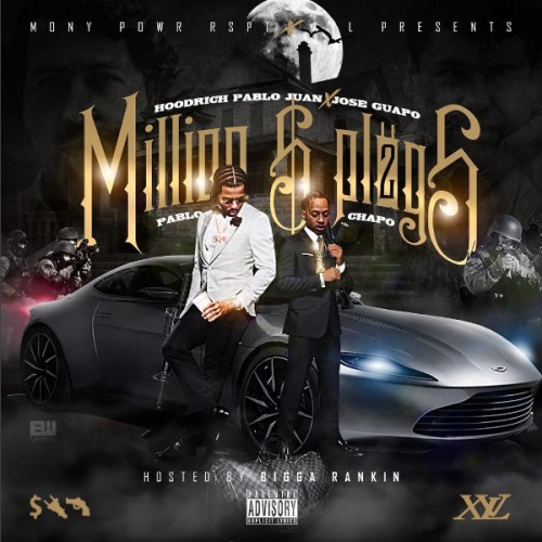Jose Guapo & Hoodrich Pablo Juan - Million Dollar Plugs 2 Cover Art