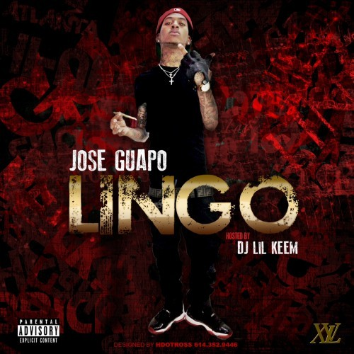 Jose Guapo - Lingo Cover Art