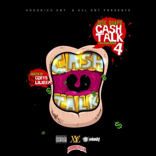 Jose Guapo - Cash Talk 4 Cover Art