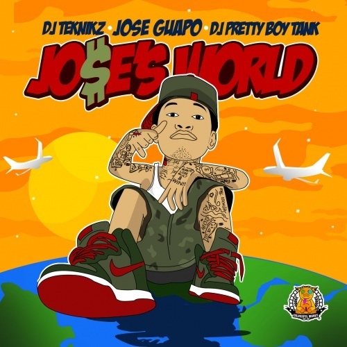 Jose Guapo - Jose's World Cover Art