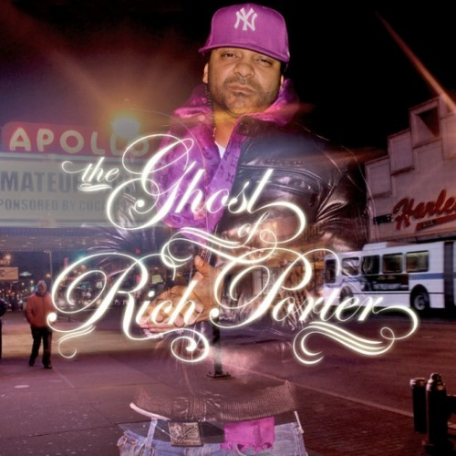 Jim Jones - The Ghost Of Rich Porter Cover Art