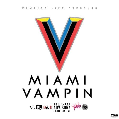 Jim Jones - Miami Vampin Cover Art