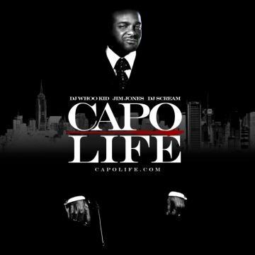 Jim Jones - Capo Life Cover Art