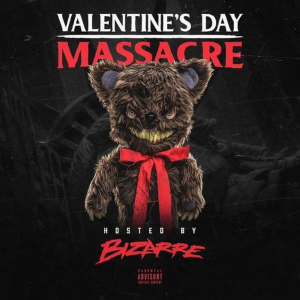 Bizarre - Valentines Day Massacre Cover Art